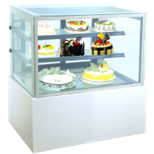 GEA RECTANGULAR CAKE CHOCOLATE SHOWCASE TYPE MM 730 V DISPLAY COOLER