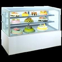 GEA RECTANGULAR CAKE CHOCOLATE SHOWCASE TYPE MM 750 V DISPLAY COOLER