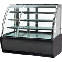 GEA HOT & COOL CAKE SHOWCASE DISPLAY COOLER TYPE DS-950 1