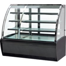 GEA HOT & COOL CAKE SHOWCASE DISPLAY COOLER TYPE DS-950