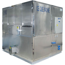 GEA COMMERCIAL ICE CUBE MACHINE TYPE CV-3000