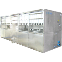 GEA COMMERCIAL ICE CUBE MACHINE TYPE CV-8000 1