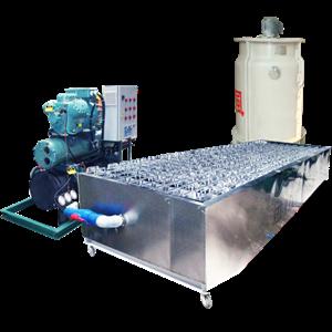 GEA COMMERCIAL ICE BLOCK MACHINE TYPE MB-50
