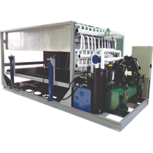 GEA COMMERCIAL ICE BLOCK MACHINE TYPE D-K 50