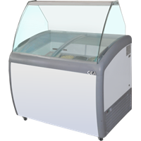 GEA GELATO SHOWCASE (STATIC COOLING) TYPE SD-260-ICS 1