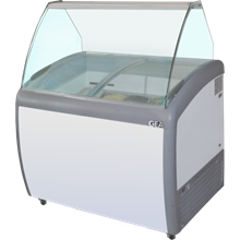 GEA GELATO SHOWCASE (STATIC COOLING) TYPE SD-260-ICS