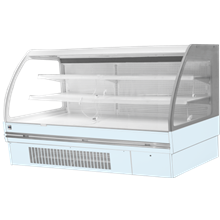 GEA MULTIDECK OPENED CHILLER ( SELF CONTAINED )TYPE ANGELICA - 250
