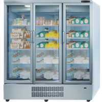 GEA PHARMACEUTICAL REFRIGERATOR TYPE EXPO-1300PH  1