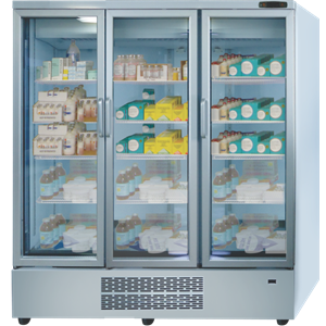 GEA PHARMACEUTICAL REFRIGERATOR TYPE EXPO-1300PH