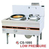 GETRA GAS KWALI RANGE -BLOWER KWALI RANGE TYPE CS-1095 1