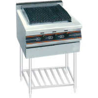 GETRA GAS OPEN BURNER WITH STAND TYPE RSD-3