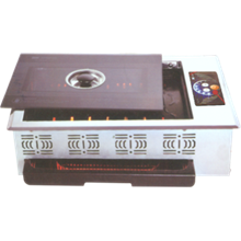 GETRA YAKINIKU STOVE ELECTRIC GRILLER TYPE EKL-1000D