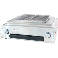 GETRA GRILLER GAS SMOKELESS BBQ TYPE ET-KF05