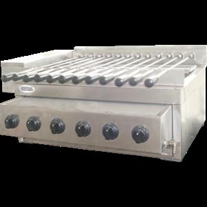 GETRA GRILLER GAS SMOKLESS BBQ TYPE KG-44