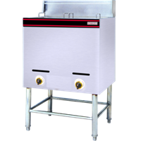 GETRA GAS DEEP FRYER TABLE TOP TYPE GF-74 1