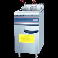 GETRA GAS DEEP FRYER - GAS PRESSURE FRYER TYPE GF-20-FS 1
