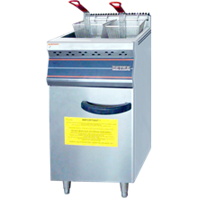 GETRA GAS DEEP FRYER - GAS PRESSURE FRYER TYPE GF-20-FS