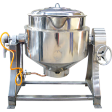 GETRA GAS TILTING KETTLE TYPE RC-05E