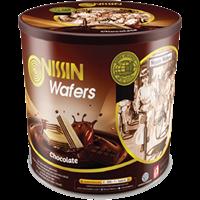 Distributor NISSIN WAFER CHOCOLATE  3