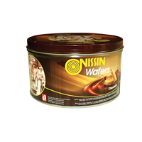 Beli NISSIN WAFER CHOCOLATE  4