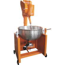 GETRA TILTING COOKING MIXER HIGH PRESSURE TYPE CMS-50SL