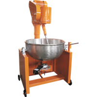 GETRA TILTING COOKING MIXER HIGH PRESSURE TYPE CMS-80SL 1