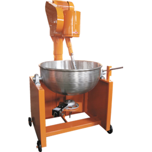 GETRA TILTING COOKING MIXER HIGH PRESSURE TYPE CMS-80SL
