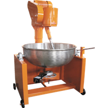 GETRA TILTING COOKING MIXER HIGH PRESSURE TYPE CMS-200ML