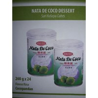 Nata De coco 260gr x 24 can per carton 1