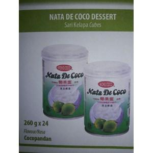 Nata De coco 260gr x 24 can per carton