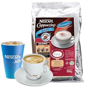 Kopi Nescafe Capucino caramel Era 30 x 500 g
