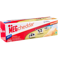 Jual MEG CHEDDAR