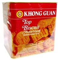 KONG GUAN ASS TOP EKONOMI BISKUIT