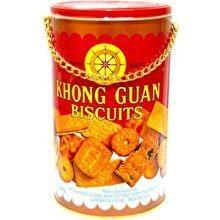 KONG GUAN  ASS RED BULAT RANTAI BISKUIT