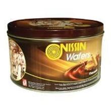 NISSIN WAFER MINI CHOCOLATE 200 GR