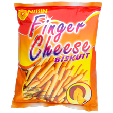 NISSIN FINGER CHEESE