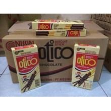 NISSIN OTICO CHOCO STICK
