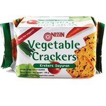NSSIN VEGETABLES CRACKERS