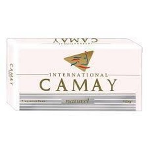 CAMAY NATUREL BAR SOAP