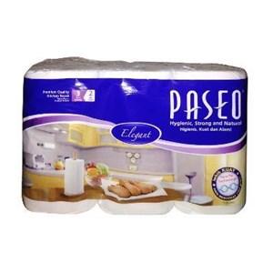 PASEO ELEGANT TOWEL TIP TOP 3ROL 70'S