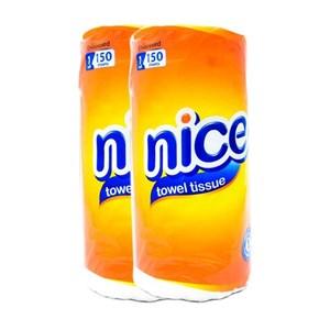 NICE TOWEL ROLL 1ROLL 150'S