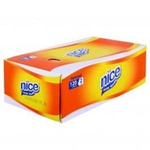 NICE FACIAL BOX PERFUMED 120'S