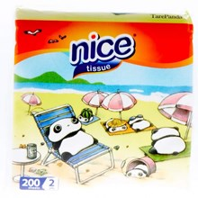 NICE FCL POP UP 200'S MULTI PACK X20 + DISPEN