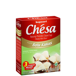Chesa bolu  kukus  400 gr