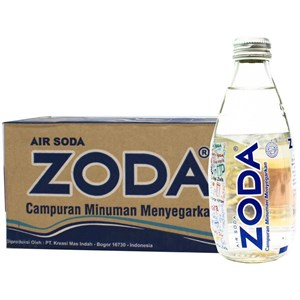 Zoda  owb Air Soda 250 ml