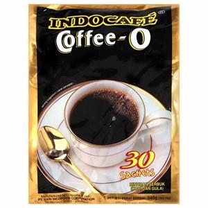 INDOCAFE COFFEE O 18 GR x 5