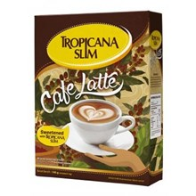Tropicana Slim Cafe Latte