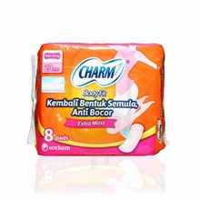 Charm	Body Fit Extra Maxi 8 pads