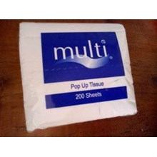 MULTI FACIAL POP UP 200 SHEET