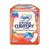 Jual Charm Extra Comfort Maxi Non Wing  2